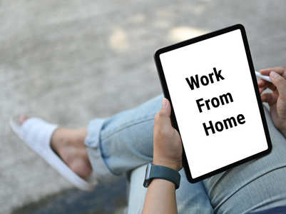 You should avoid sitting in THIS position while working from home