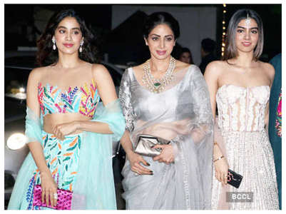 Did Sridevi wanted Khushi to join films?