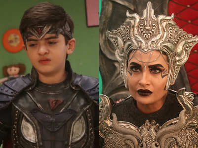 Baalveer competes with Timnasa for power