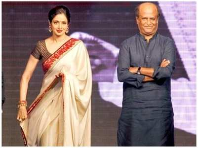 Did Sridevi observed fast for Rajinikanth?