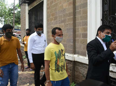 SSR's cook arrives at ED office