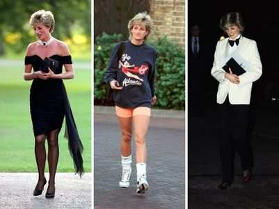 10 iconic times Princess Diana spoke through her fashion choices