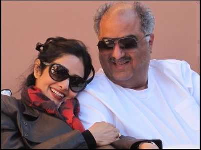 Exclusive! Boney Kapoor remembers Sridevi