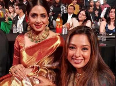 Cried a lot when Sridevi passed away: Rupali