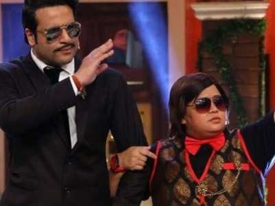 Krushna on Bharti: Our camaraderie is diff.