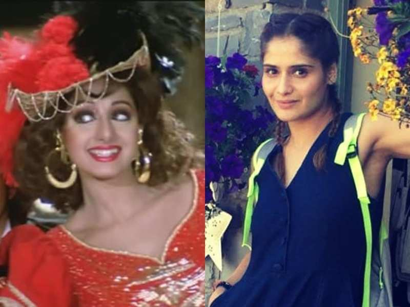 Bigg Boss 13's Arti Singh shares video of her dance on Sridevi's 'Hawa Hawai' at an event; remembers the late actress