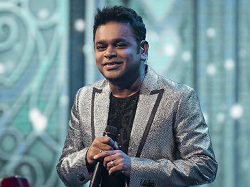 AR Rahman reveals interesting quote from '99 Songs'