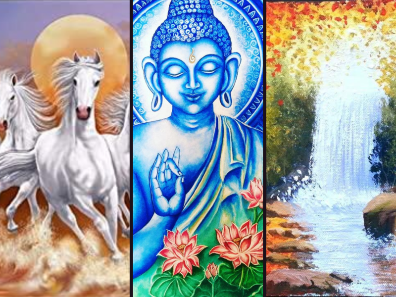 How To Pick Up The Best Painting For Your Business Or Home As Per Vastu Times Of India