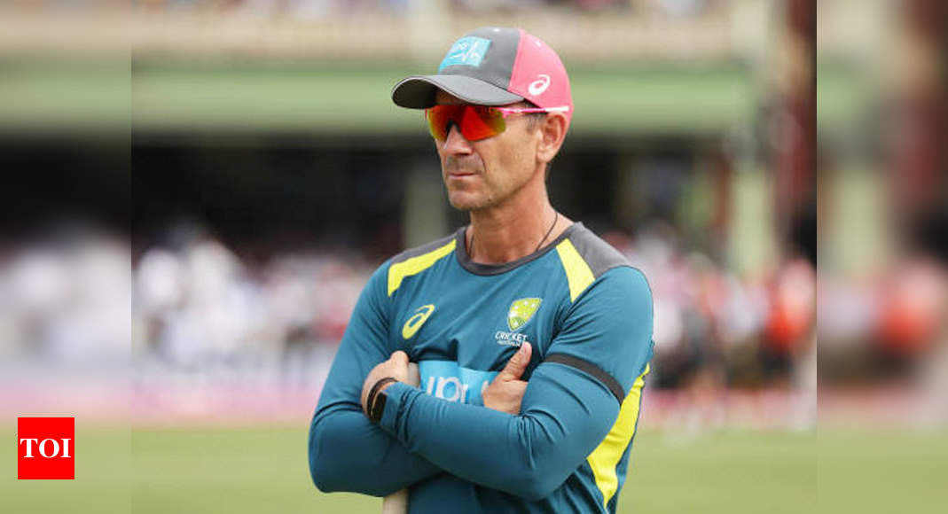 News Sports News Cricket News Justin Langer advises young sportspersons to stay away from social media