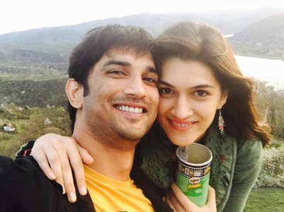 Kriti Sanon supports the CBI probe for SSR