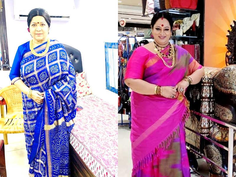Nalini Nair replaces Latha Sabapathi in Sundari Neeyum Sundaran Naanum (Photo - Instagram)