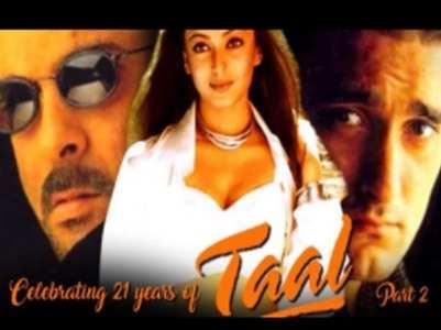 'Taal' turns 21: Anil, Akshaye get nostalgic