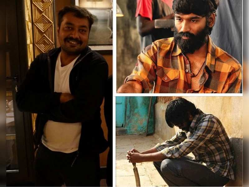 Anurag Kashyap finds first cut of Vada Chennai and subtitled version of Subramaniapuram from his library