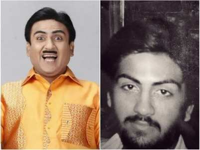 Taarak's Dilip Joshi looks unrecognisable
