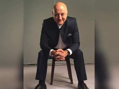 Anupam Kher sends out a strong message; read