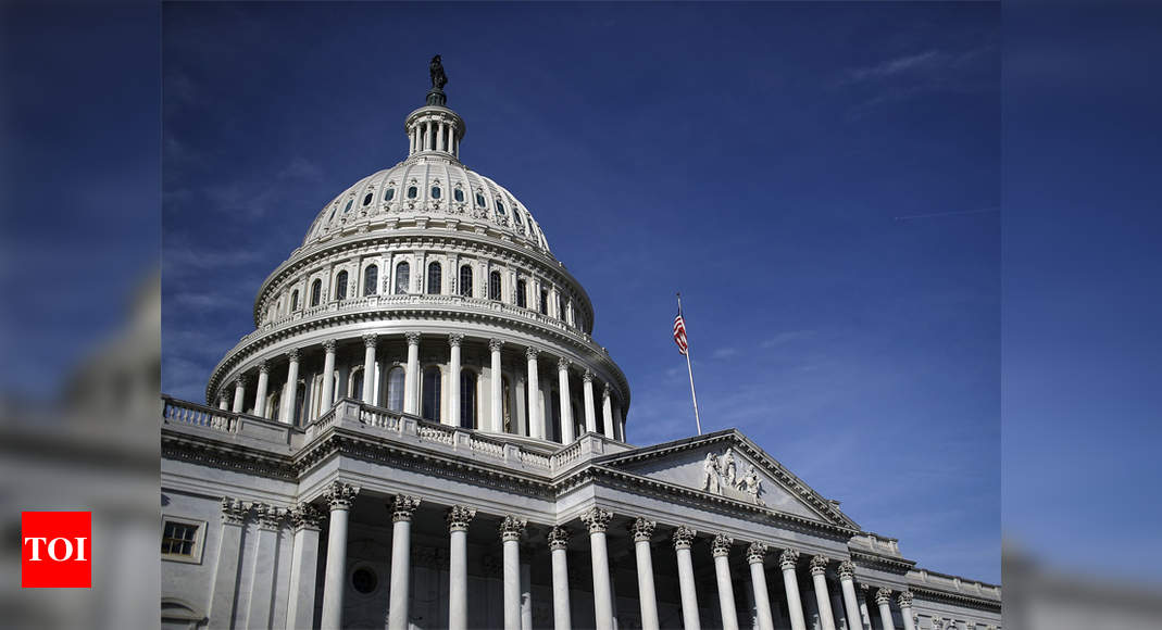 Resolution to condemn Chinese aggression against India introduced in US Senate   India News – Times of India