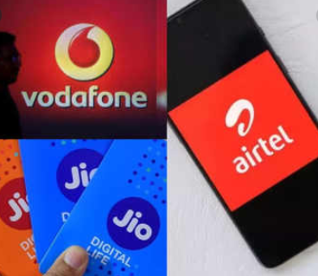 Jio vs Vodafone vs Airtel: Compare and recharge online with the best 84 days validity plan