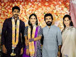 Inside pictures from Niharika Konidela and Chaitanya Jonnalagadda's engagement ceremony