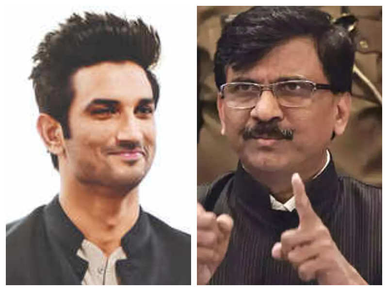 "Sanjay Raut wants Sushant Singh Rajput's family to get justice, says the actor was ""our son"""