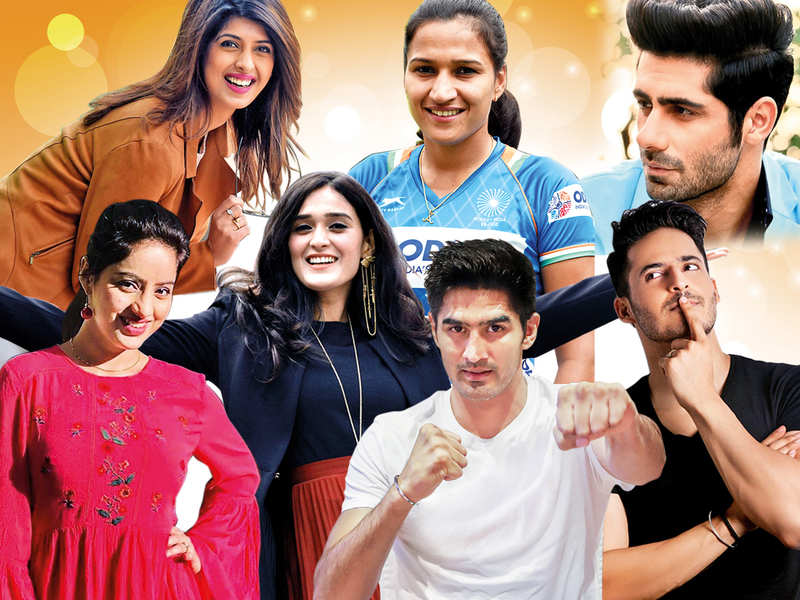 On Independence Day, celebs tell us what they miss the most and thing they would do as soon as they get  COVID se azaadi (clockwise) Aishwarya Sakhuja, Rani Rampal, Rrahul Sudhir, Mohit Malhotra, Vijender Singh, Pankhuri Awasthy, Deepika Singh Goyal