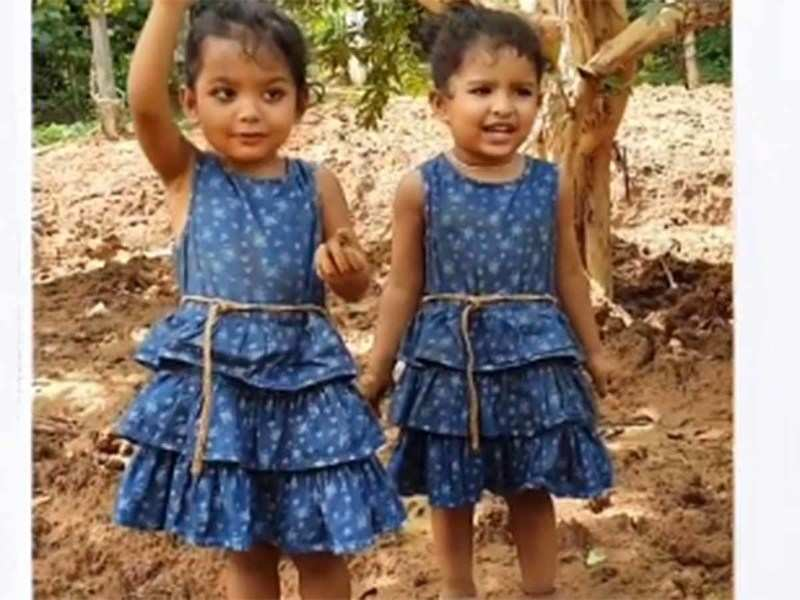 Sandra Thomas' adorable twins win Mohanlal's appreciation