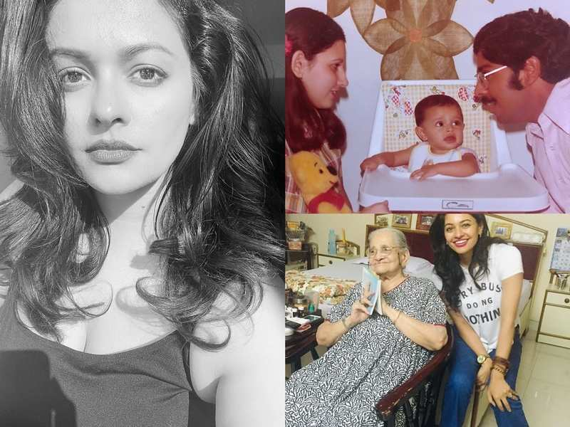 Pooja Kumar shares adorable family pictures with her parents and grandmother