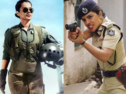 Actresses who played women in uniform