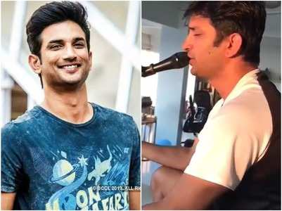 Watch: Sushant sings bhajan in this old video