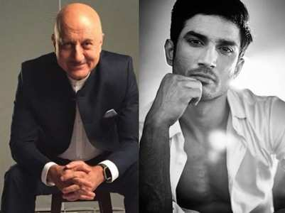 Anupam Kher on Sushant's Hollywood plans
