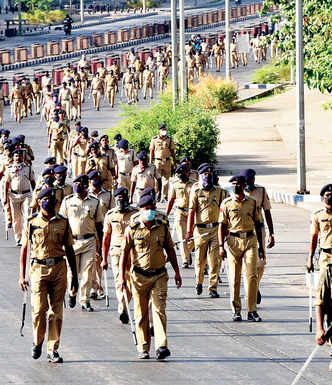City police demand special leave in case of COVID-19 infection