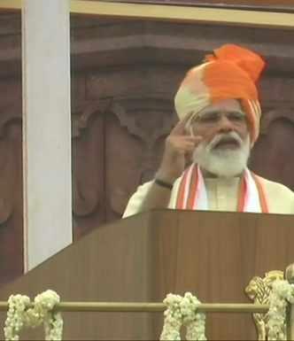 'Make in India', 'Make for World': PM Modi addresses nation