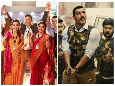 Bollywood movies released on Independence Day