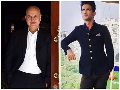SSR case: Anupam opens up about Mahesh Bhatt
