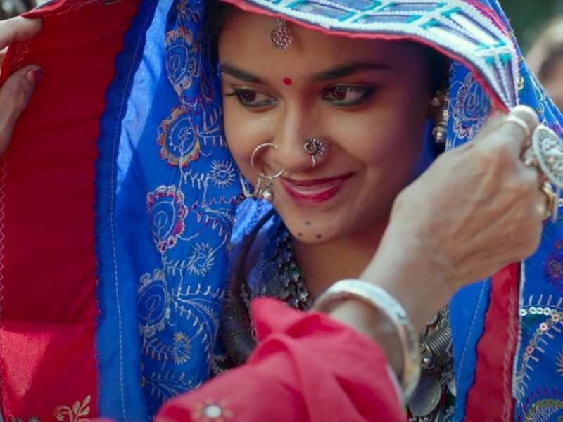 Good Luck Sakhi teaser: Prabhas launches the teaser of Keerthy Suresh and  Aadhi Pinisetty starrer   Telugu Movie News - Times of India