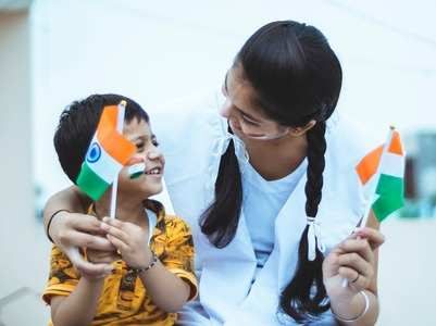 5 ways kids can celebrate Independence Day during the pandemic