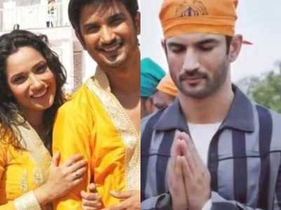 Ankita and other TV celebs pray for Sushant