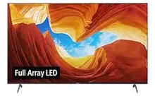 Sony KD-65X9000H 65 Inch | Full Array LED | 4K Ultra HD | High Dynamic Range (HDR) | Smart TV (Android TV)