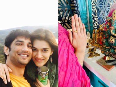 Kriti Sanon prays for Sushant Singh Rajput