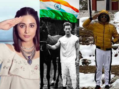 TV celebs remember the martyrs