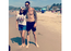 Sunny Leone shares a picture with husband Daniel Weber as they enjoy beach day out