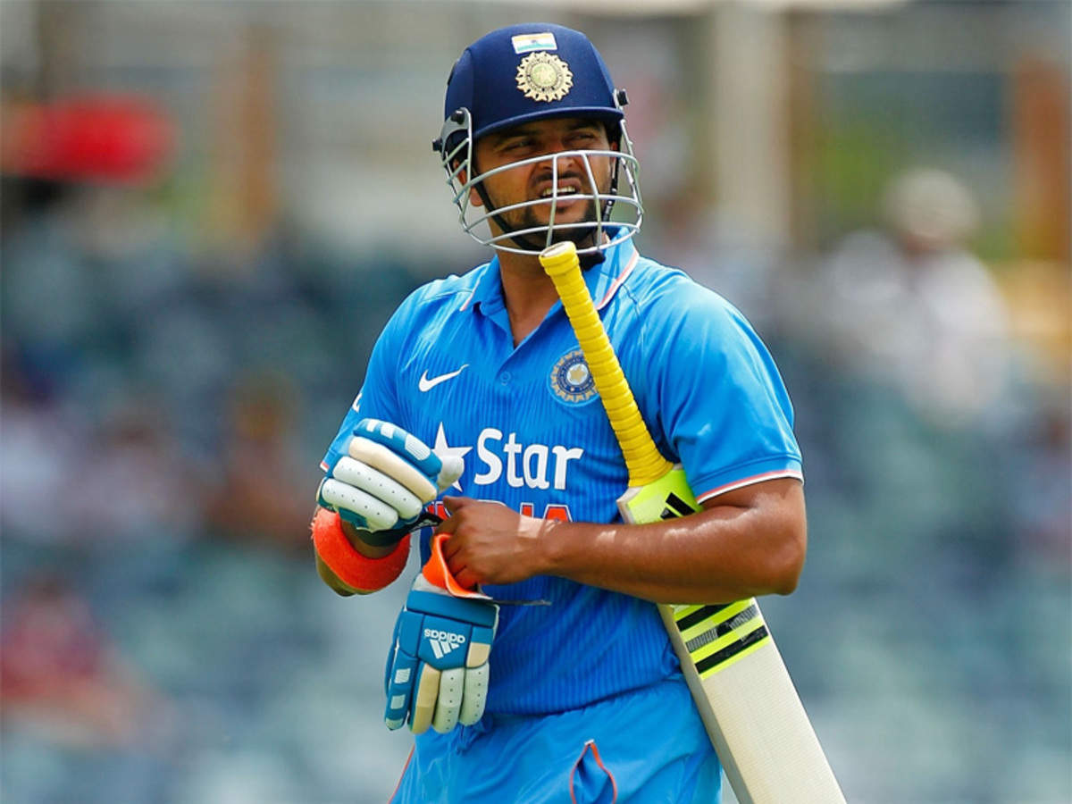 Suresh Raina: Cricket runs through my veins, filled with mixed emotions upon retiring | Cricket News - Times of India