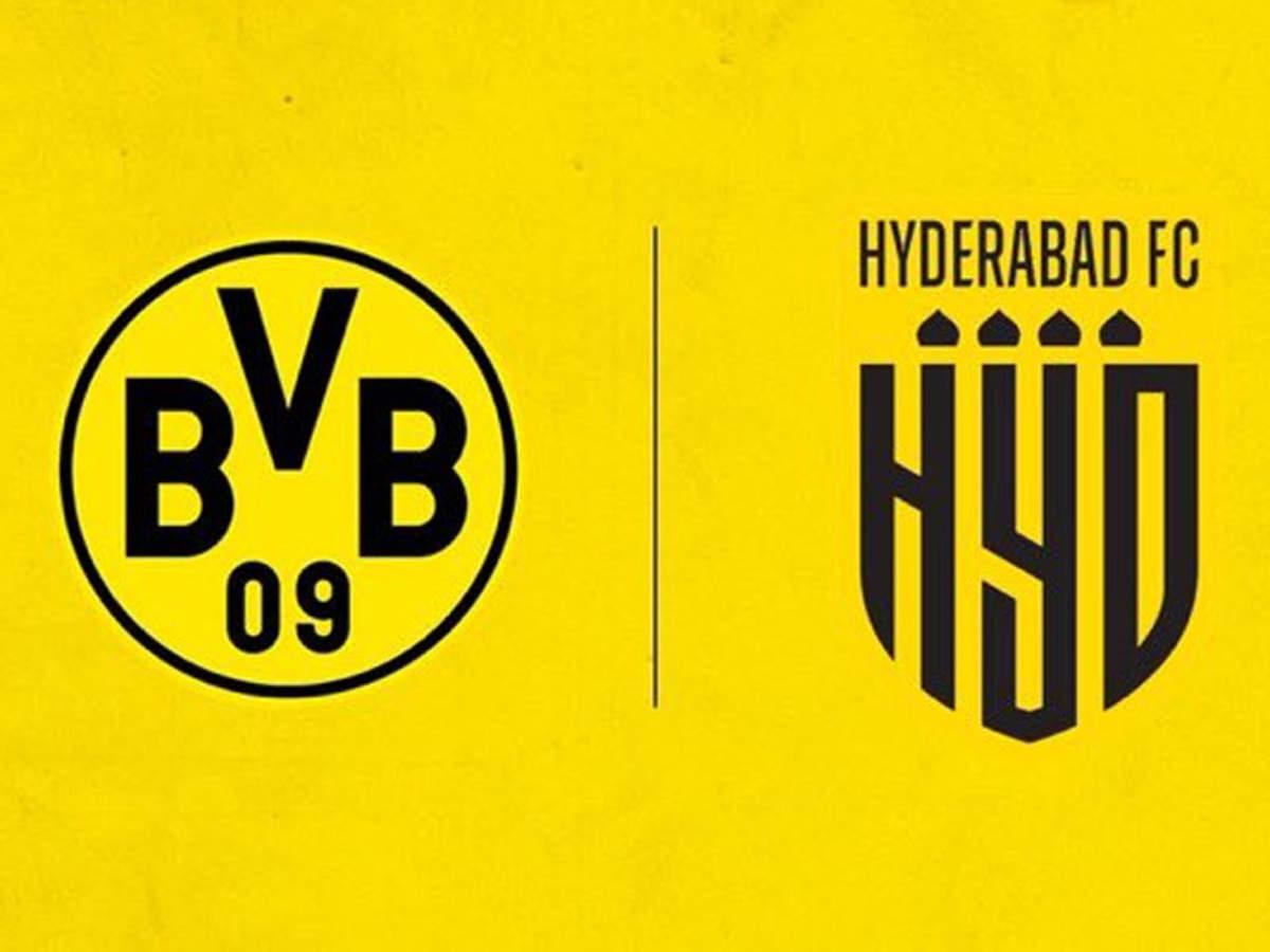 Isl Hyderabad Fc Enter Into Partnership With Borussia Dortmund Football News Times Of India