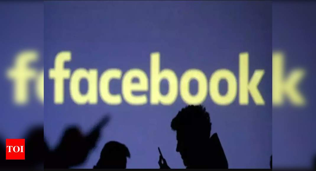 Congress steps up attack on Facebook; accuses it of 'inaction' on hate content - Times of India