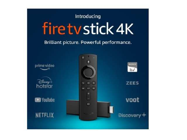 Amazon Is Offering More Than 50 Discount On Fire Tv Stick Gadgets Now
