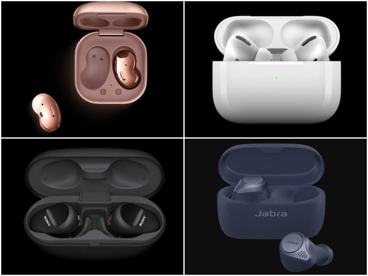 Samsung Launches Galaxy Buds Live At Rs 14 990 How They Compare To Apple Airpods Pro Jabra Elite Active 75t And Sony Wf Sp800n Gadgets Now