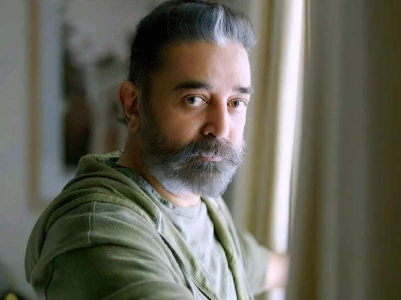 Kamal Haasan ready for 'Bigg Boss 4' with a mass new look?