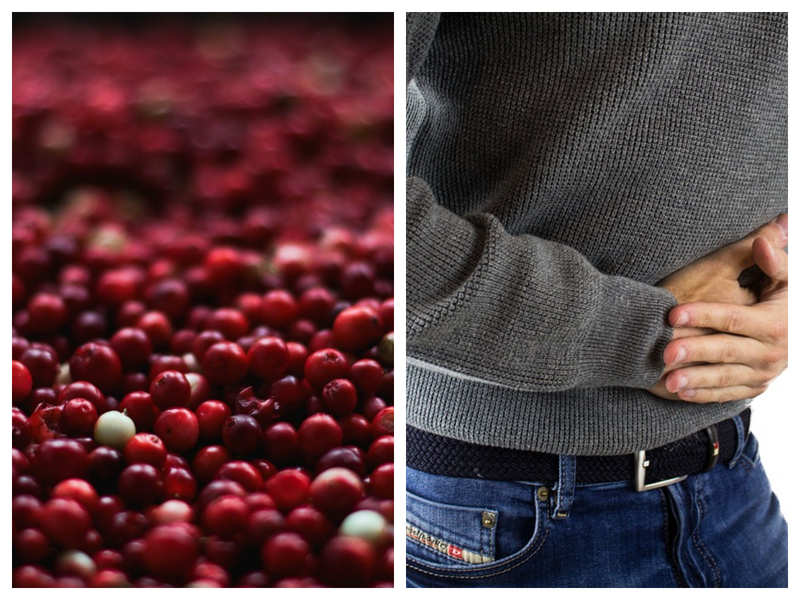 Cranberries can naturally cure gastro problems: Study