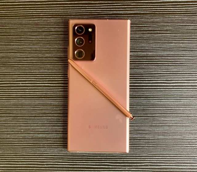 Samsung Galaxy Note 20 Ultra - Price in India, Full Specifications &  Features (21st Oct 2020) at Gadgets Now
