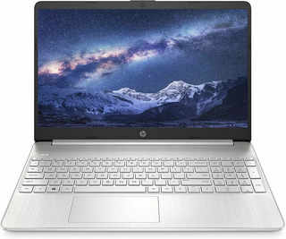 15 6 Inch Laptop 10th Gen I5 1035g1 8gb 1tb Hdd 256gb Ssd Windows 10 Home 2 Gb Graphics Natural Silver Hp 15 15s Dr2007tx Online At Best Price In India 25th Nov 2020 Gadgets Now