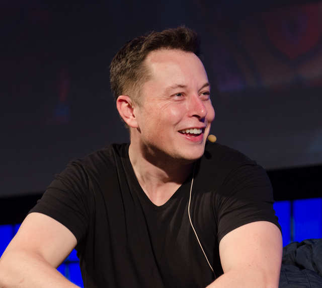 Elon Musk drives his way to become the fourth richest man in the world